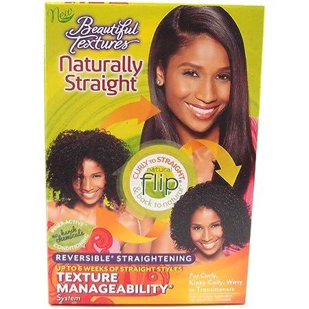 Beautiful Textures Naturally Straight Texturizer Kit, 25.6 Oz (700000)