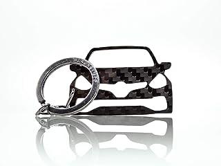 BlackStuff Portachiavi in Fibra di Carbonio Compatibile con Saxo Vts MK1 BS-890