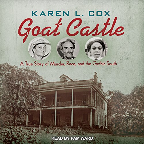 Goat Castle audiobook cover art