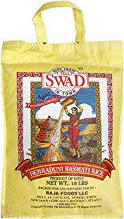Swad Rice Basmati, 10-pounds