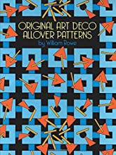 Original Art Deco Allover Patterns