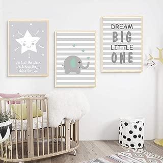 dream big little one nursery decor