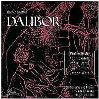 Smetana: Dalibor by GRIFFITHS / BBC SYM ORCH / TAUSKY