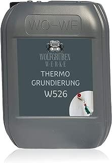 Imprimación térmica para Fachadas protección del Clima Color Interior W526-5 L