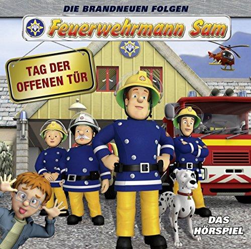 Feuerwehrmann Sam_Tag der offenen Tür Hörspiel (Staffel 7 Teil 5)