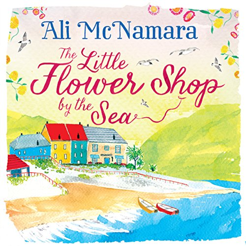 The Little Flower Shop by the Sea cover art