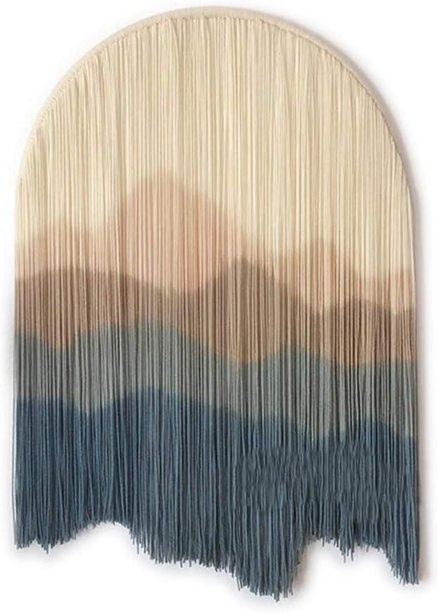 YUAOO Macrame Wall service Hanging Woven Decor Handmade gift Tapestry Co Boho
