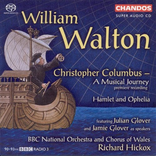 Christopher Columbus: Part II: Litany of the Saints: Per Domimum (Chorus) - Capstan Shanty: We're bound upon a wild goose quest (Tenor) -