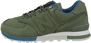 Amazon.es: zapatillas new balance verdes hombre