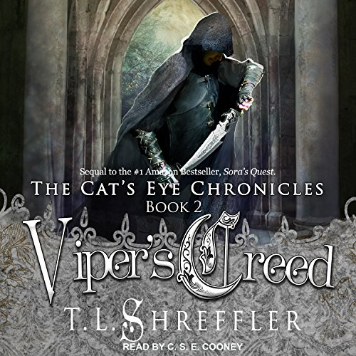 Viper's Creed audiobook cover art
