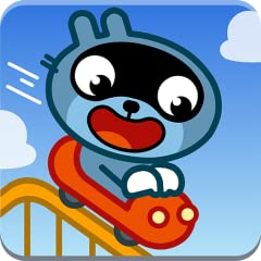BUILD a roller coaster circuit ARRANGE your amusement park EXPLORE that universe and PLAY with Pango and his friends. Take a seat on the rides as if you were really there A BUILDING game that lets children flourish and grow FREELY. A game that EVOLVE...