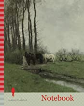 Notebook: Horses at the gate, Anton Mauve, 1878