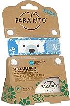 PARA'KITO® Refillable Mosquito Wristband - Kids Edition