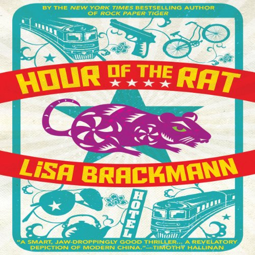 Hour of the Rat audiobook cover art