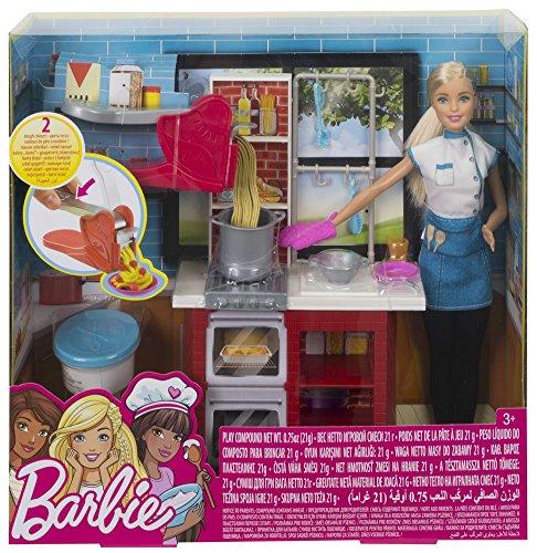 Chef Barbie Restaurant Cuisine le Spaghetti - 6
