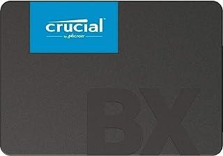 Crucial BX500 240 GB CT240BX500SSD1(Z) fino a 540 MB/s, SSD Interno, 3D NAND, SATA, 2.5 Pollici