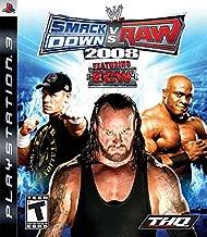 WWE SmackDown vs. Raw 2008 - PS3