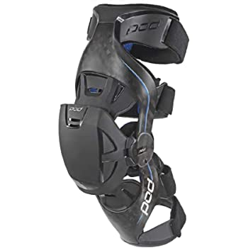 Pod K8012-169-MD K8 2.0 Knee Brace Carbon//Copper Md Right