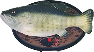 Gemmy 36105 Big Mouth Billy Bass The Motion Activated Singing Sensation