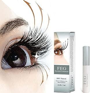 PEPECARE Eyelash Enhancer Eye Lash Fast Rapid Repair Oil Growth Serum Liquid 100% Natural 3ml