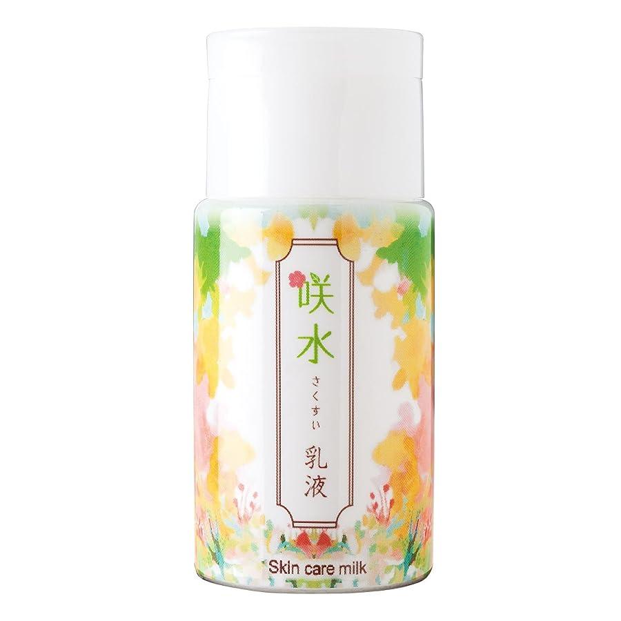 エイズ力学最大咲水 スキンケア乳液 100ml リバテープ製薬 日本製 スイゼンジノリ サクラン 乾燥 肌 顔 フェイス