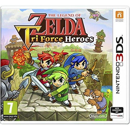 The Legend of Zelda: Triforce Heroes (AT-PEGI) Nintendo 3DS