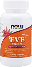 NOW Supplements, Eve Women's Multivitamin with Cranberry, Alpha Lipoic Acid and CoQ10, plus Superfruits - Pomegranate, Aca...