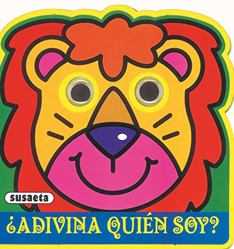El león (¿Adivina Quién Soy?) (Spanish Edition)
