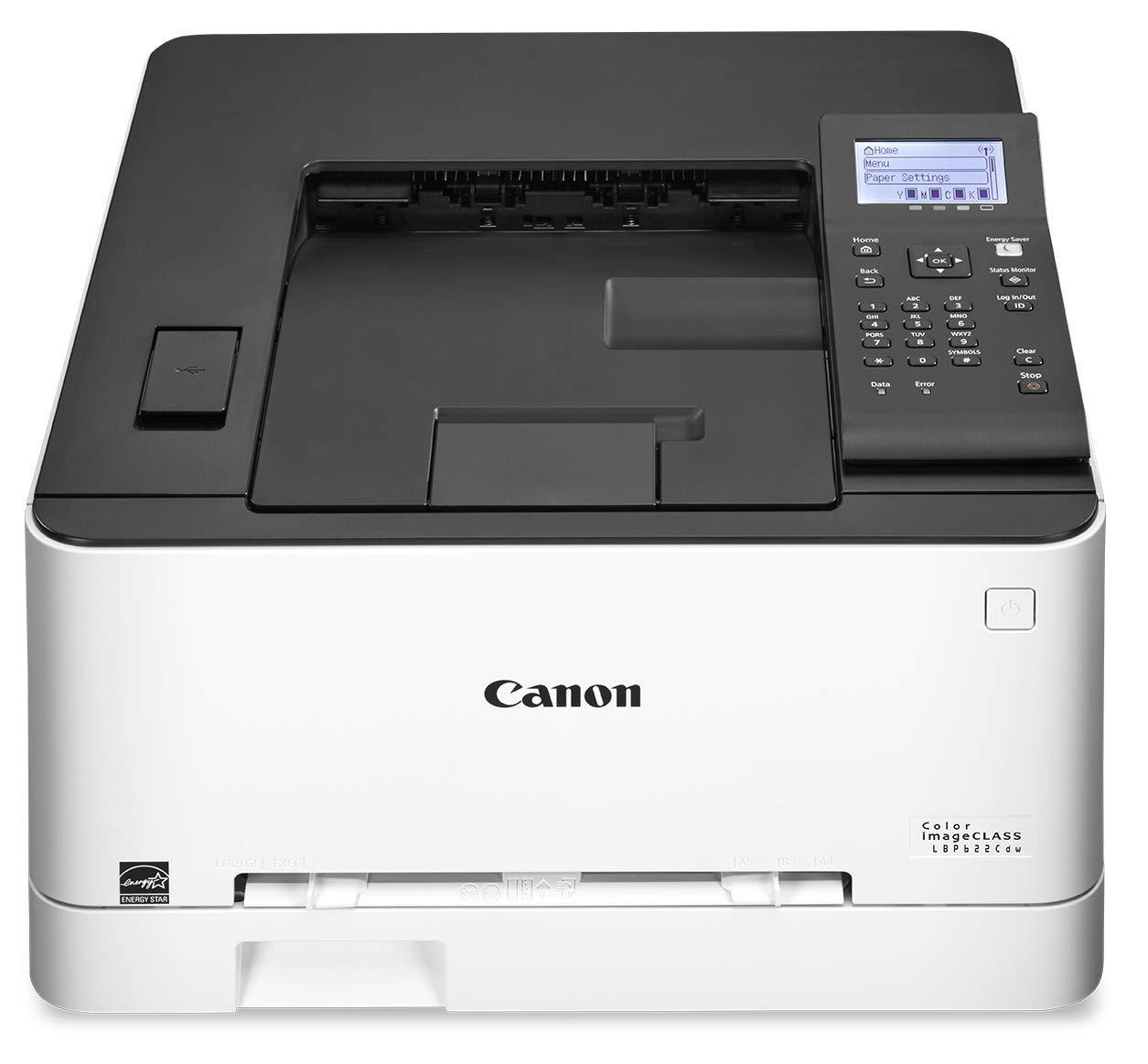Canon imageCLASS LBP622Cdw Wireless Printer