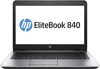 2020 HP EliteBook 840 G3 14インチ FHD ビジネス ノートパソコン コンピュータ/Windows 10 プロフェッショナル 8GB DDR4 RAM/ 512GB SSD Elitebook 840 G3