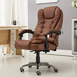 Chaise de jeu MHIBAX Chaise depatron ergonomique, chaise de bureau, chaise de direction, chaise d'étude, chaise d'ordin...
