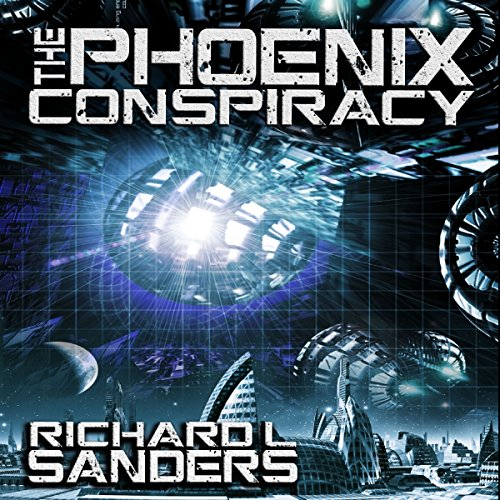 The Phoenix Conspiracy audiobook cover art
