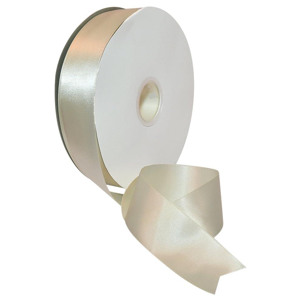 Morex Ribbon Double Face Satin Ribbon, 1-1/2