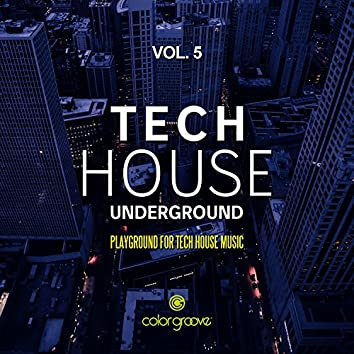 Tech House Underground, Vol. 5 (Playground For Tech House Music)