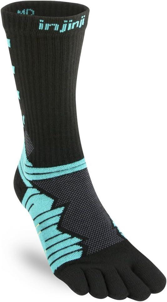 Injinji Ultra Run Crew Womens Running Socks