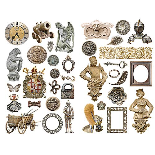 Seasonstorm Ancient Statues Aesthetic Diary Travel Journal Paper Stickers Scrapbooking Stationery