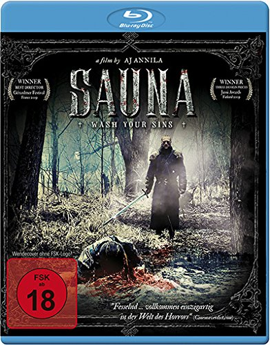 Sauna - Wash Your Sins [Blu-ray]