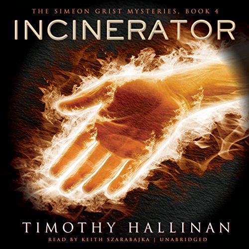 Incinerator audiobook cover art