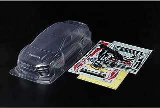 Tamiya America, Inc Lightweight Body Parts Set: Subaru WRX STI NBR Challenge, TAM47380