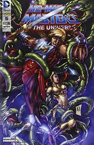 He-Man and the masters of the universe: 15