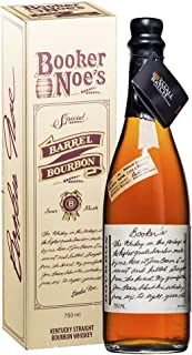 Bookers Bourbon Barrel Proof 750mL