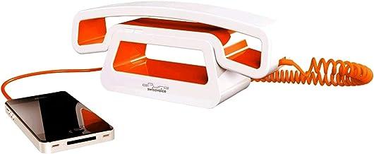 SwissVoice スイスヴォイス イーピュア モバイル 受話器型【ePureコード付きハンドセット】 オレンジ SOE003-OR