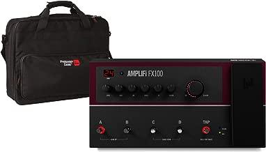 Line 6 AMPLIFi FX100 ToneMatching Amp/Effects Modeler Floorboard w/Gig Bag