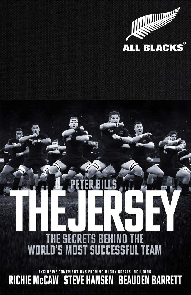 Download The Jersey: The Secrets Behind The World's Most Successful Team 