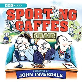 Sporting Gaffes cover art
