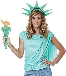 California Costumes Women's Miss Liberty Costume