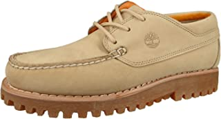 Timberland Jackson's Landing Mens Light Beige Shoes