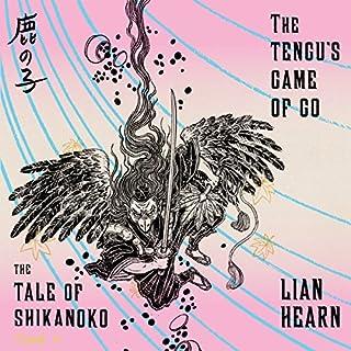The Tengu's Game of Go audiobook cover art
