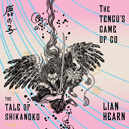 The Tengu's Game of Go audiobook cover art