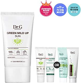 Dr.G Gowoonsesang Green Mild Up Sun Screen SPF50+ PA++++ Ideal Edition